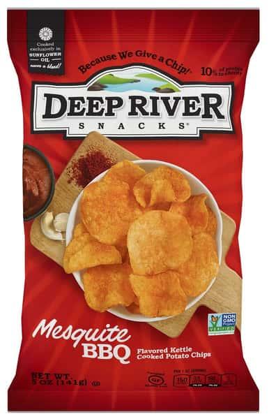 5oz Deep River Mesquite BBQ