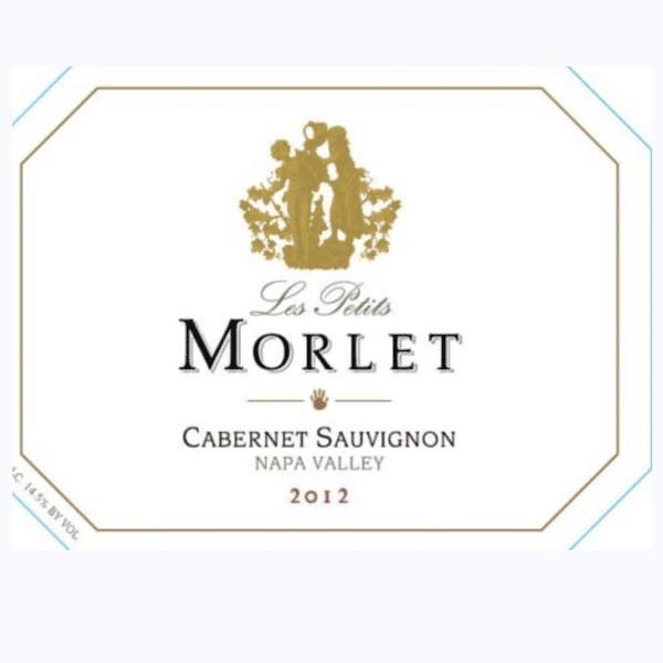 """Morlet """"Les Petits Morlets"""" '12 Limited Cabernet Sauvignon"""