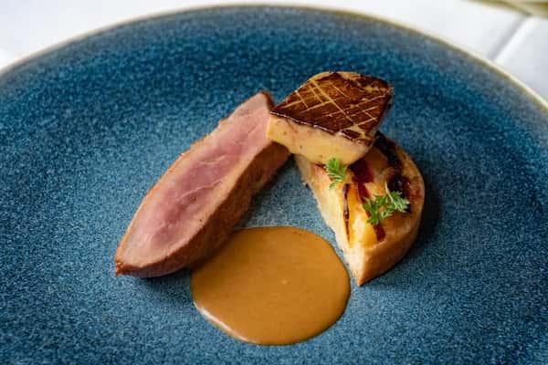 Duck & Foie