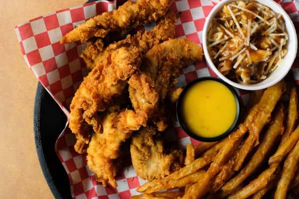 Chicken Finger Basket*