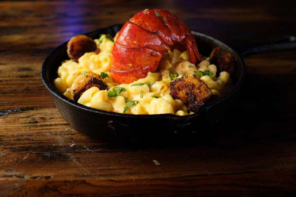 Big Easy New England Lobster Mac & Cheese