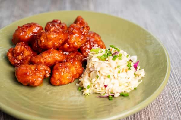 Boneless Korean Fried Chicken Wings
