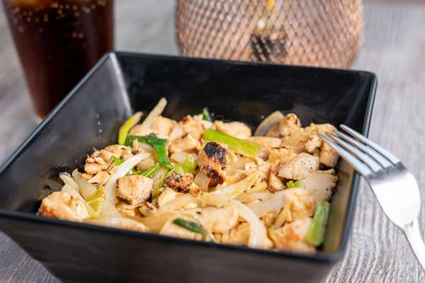 Grilled Chicken Bulgogi Box