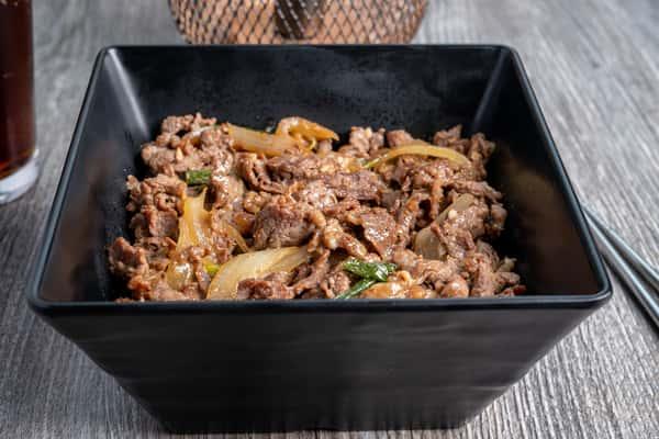 Beef Bulgogi Box