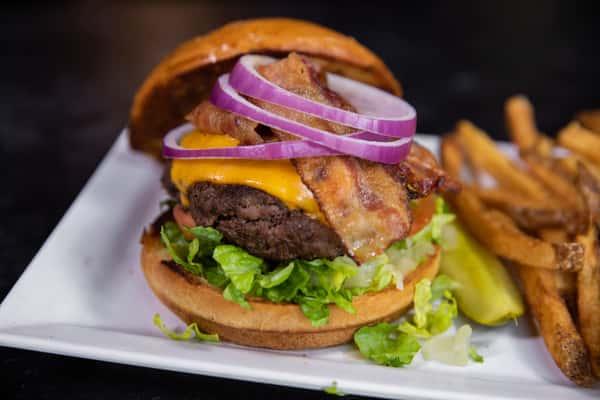 Lock Burger