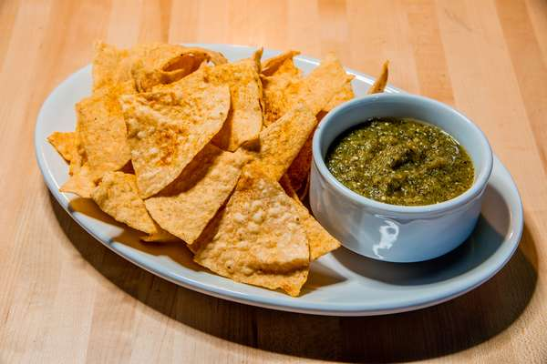 House Chips and Salsa
