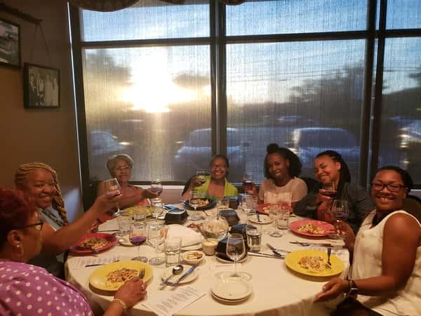 wine tasting berry family