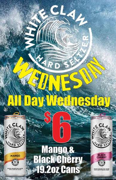 White Claw Wednesday