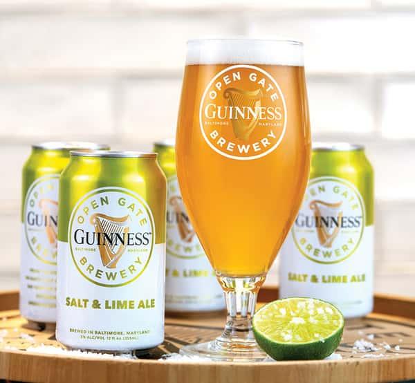 Guinness Salt Lime Ale