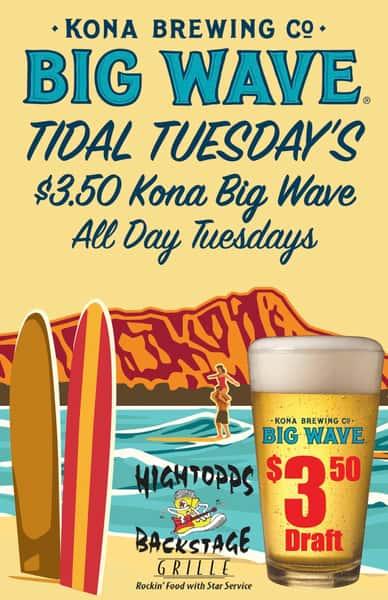Tidal Tuesdays