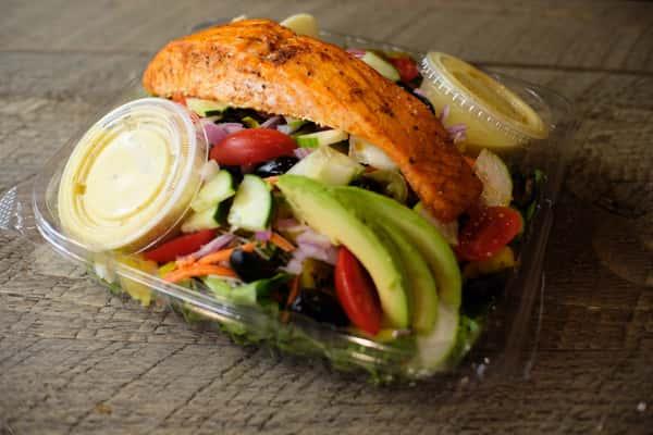 health conscious salad