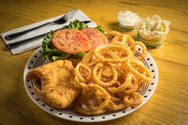 Fried Filet o' Fish Sandwich