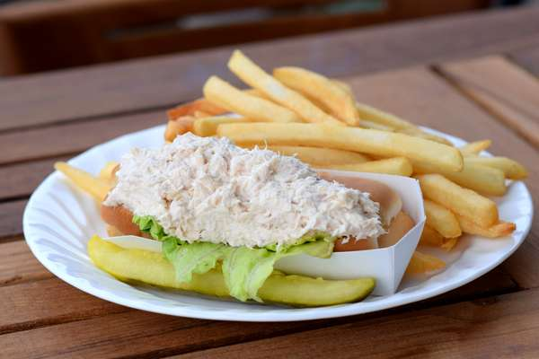 Tuna Salad Roll