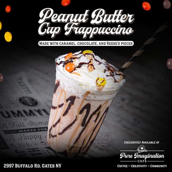 Peanut Butter Frappe