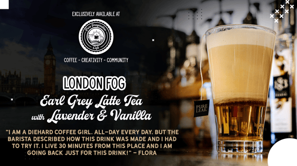 London Fog (Earl Grey Latte)