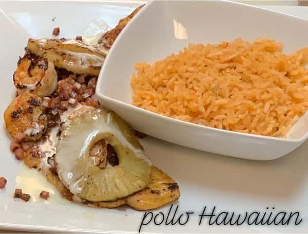 Pollo Hawaiian