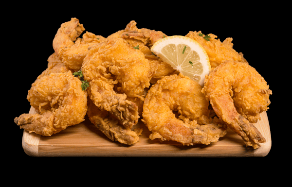 5 piece Jumbo Shrimp