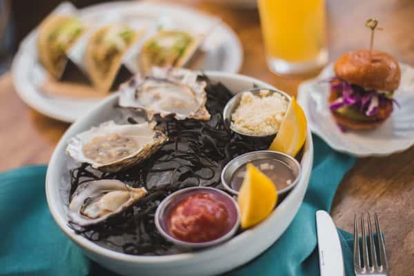 Oysters à la Carte