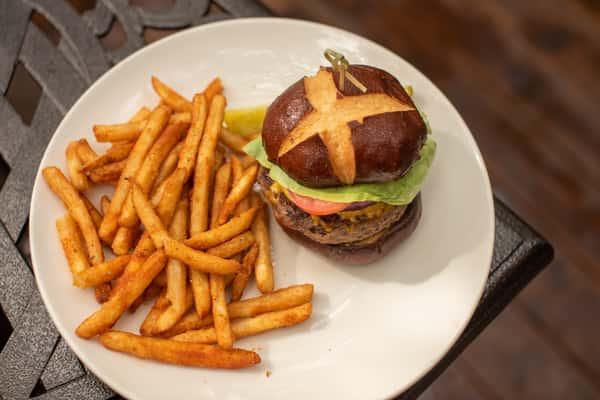 Imposter Burger