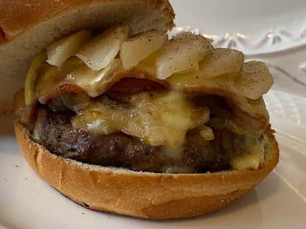 Marinara Burger