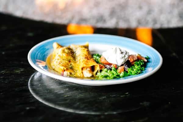 Enchilada Platter*