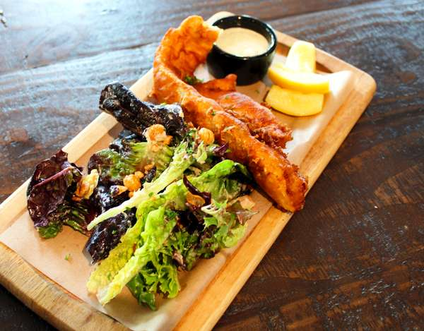 Walleye Fish Fry