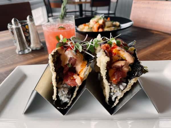 Nori Sushi Tacos