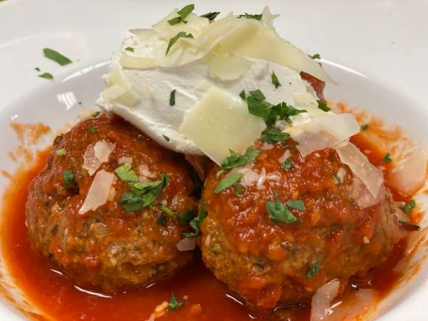 Meatball Special