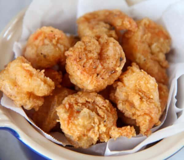 Fried Gulf Shrimp Basket