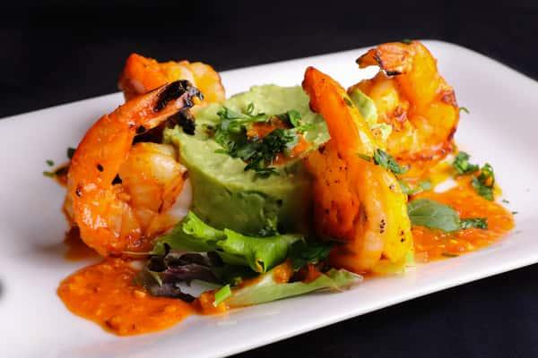 Grilled Spicy Shrimp