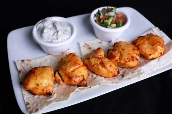 Chicken Breast Kabob Tapa