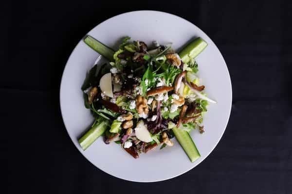 Valentine's Mediterranean Salad