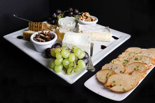 Port Artisan Cheese Plate