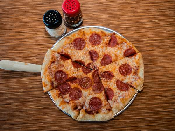 "12"" Pepperoni"