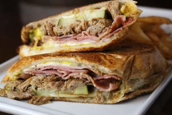 The Little Havana Cuban Sandwich