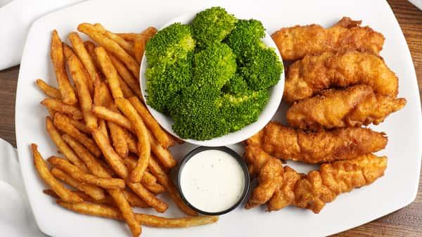 Chicken Finger Dinner