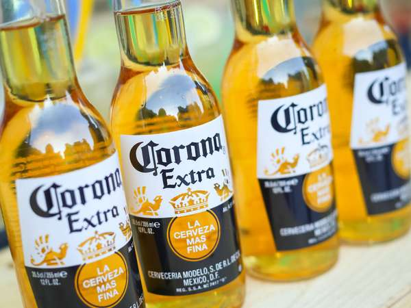 $4 Modelo + Corona Bottles