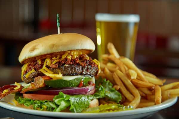 Big Nate's Burger