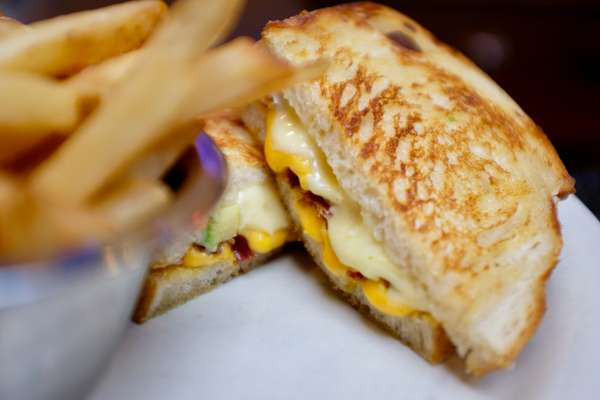 Mom's Grilled Cheese