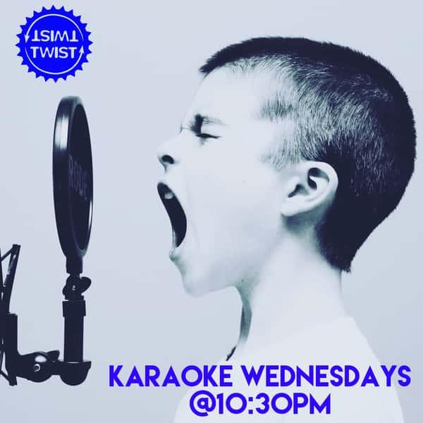 Wednesday - Karaoke Night