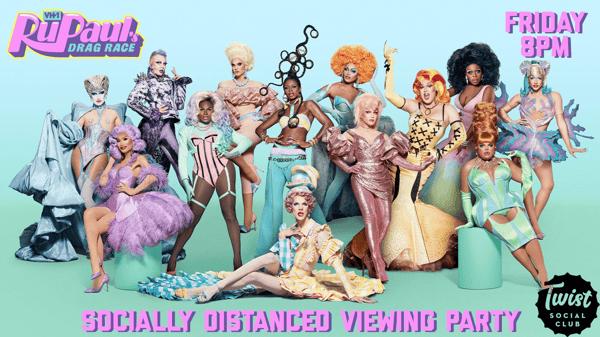 Friday - RuPaul's Drag Race