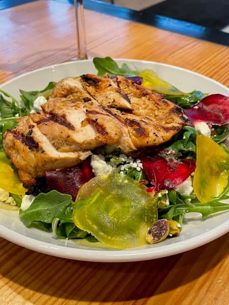 Honey Beet Salad