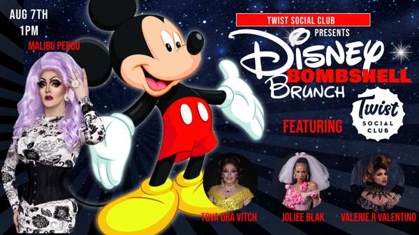 Disney Bombshell Brunch