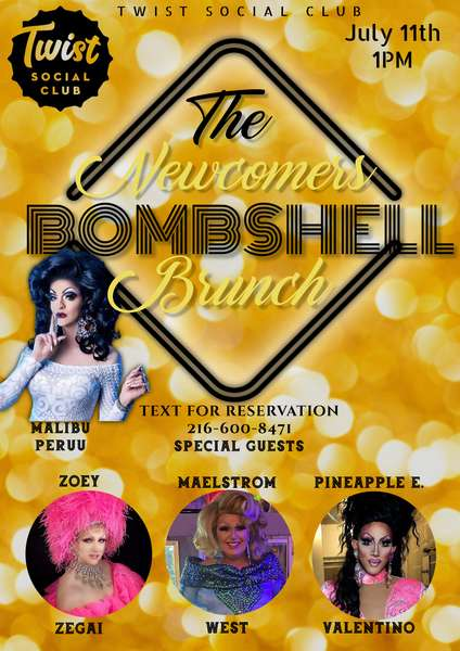 Newcomers Bombshell Brunch