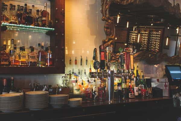 bar tap