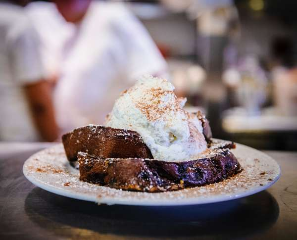 Devil's Daydream French Toast