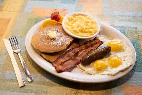 Stack's Big Breakfast