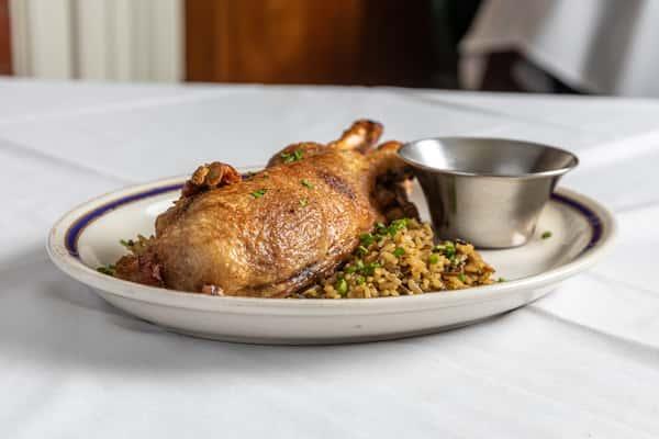 Half Roast Duckling