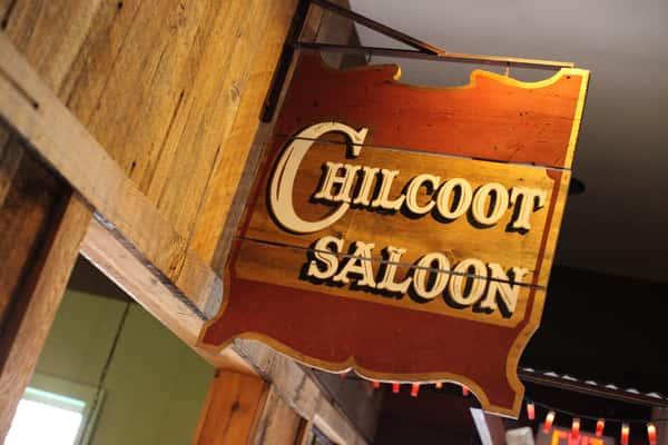 chillcoot saloon