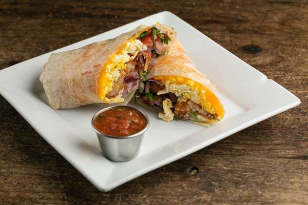The Rooster Burrito